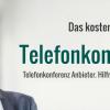 Telefonkonferenz Anbieter in der Übersicht
