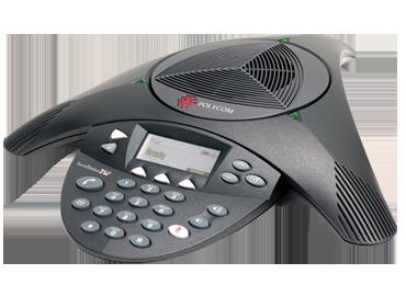 Konferenz-Telefon Polycom SoundStation