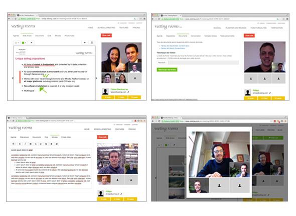 Veeting.com Screenshots