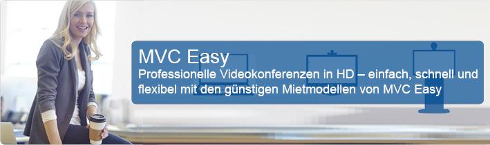 Videosysteme mieten_MVC Easy